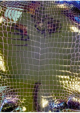 MILITARY GREEN MAT NILOTICUS CROCODILE 28/30 CM GRADE 3